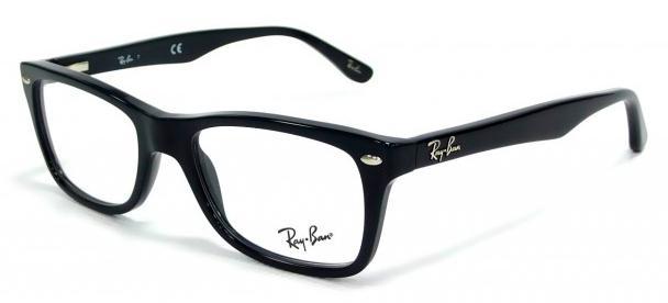 Купить Оправа Ray-Ban RX5228 2000, Оправы для очков