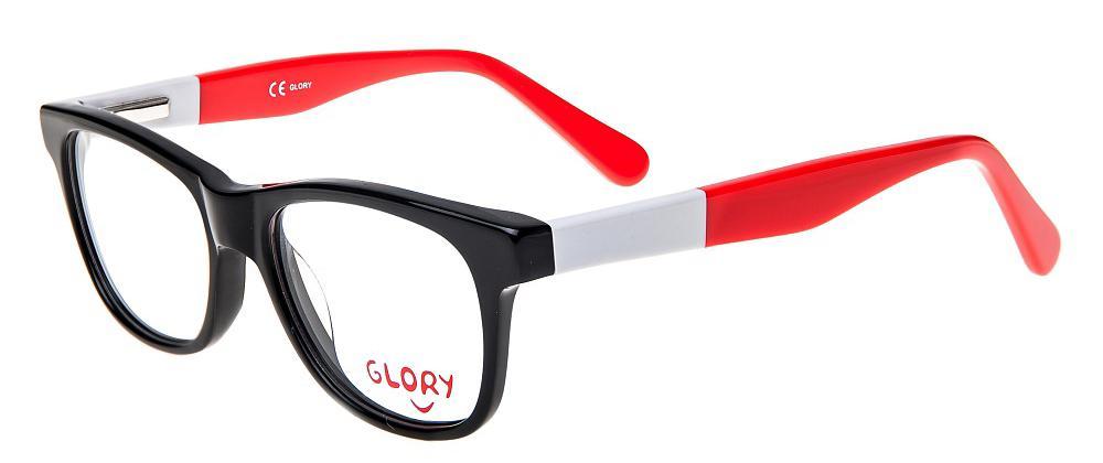 Купить Оправа Glory 318 Red, Оправы для очков