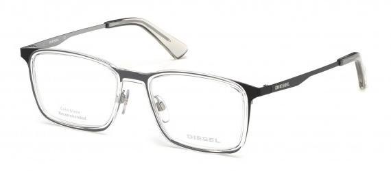 Купить Оправа Diesel DL 5299 005, Оправы для очков