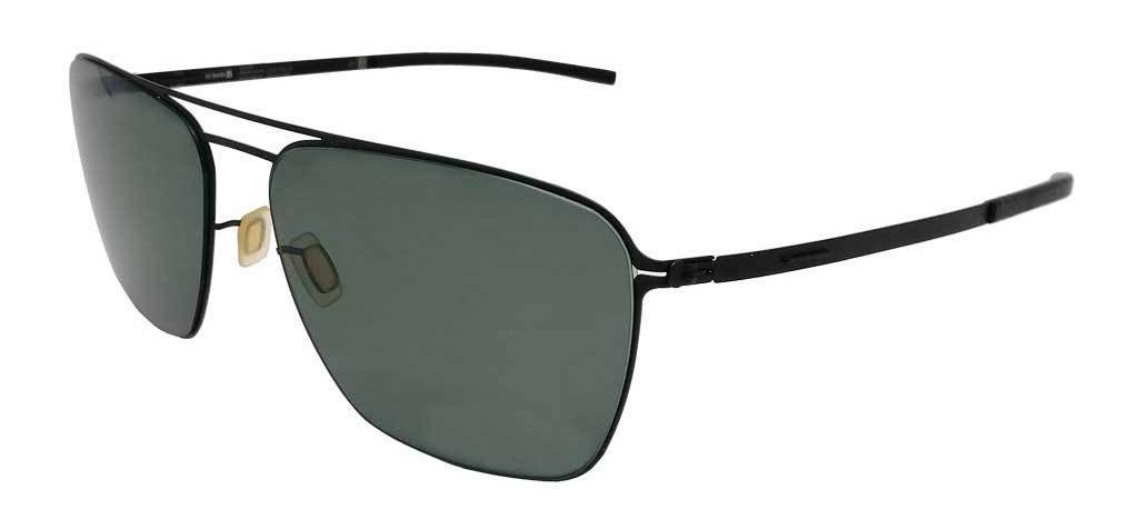 Купить Солнцезащитные очки Ic Berlin IB Bayamo Black Green Polarizet Flex