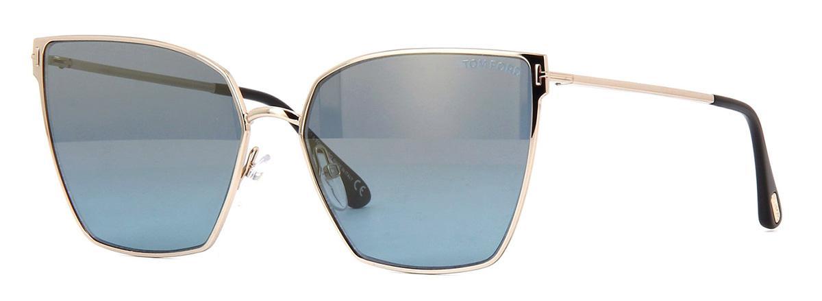 Купить Солнцезащитные очки Tom Ford TF 653 28V