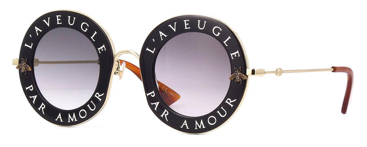 Купить Солнцезащитные очки Gucci GG 0113S 001