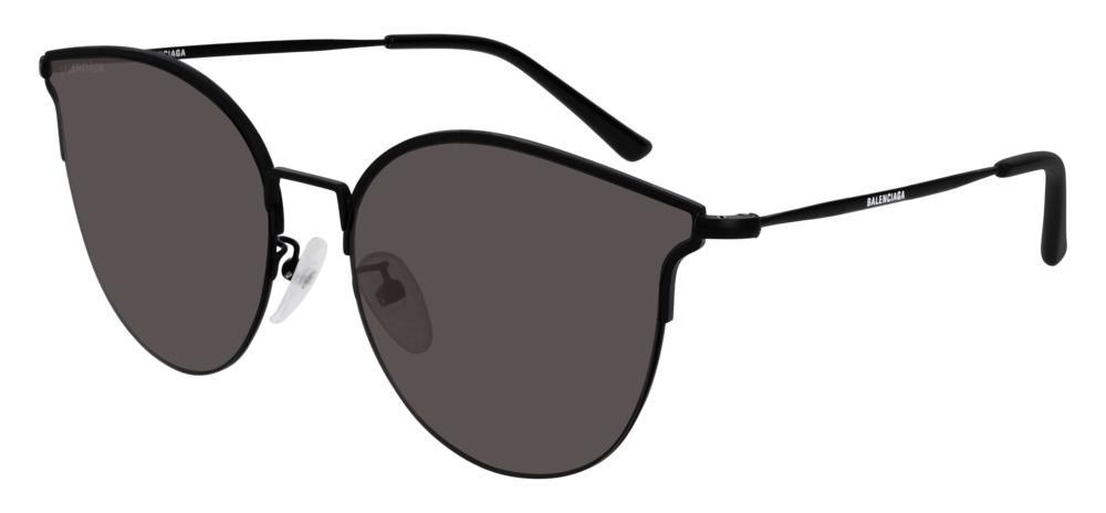 Купить Солнцезащитные очки Balenciaga BB 0021SK 001