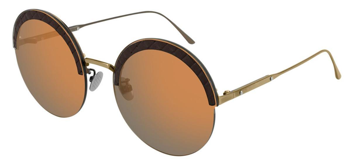 Купить Солнцезащитные очки Bottega Veneta BV 0208S 002