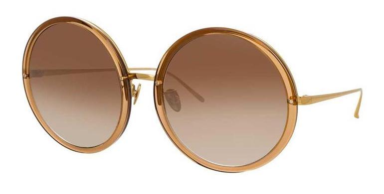 Купить Солнцезащитные очки Linda Farrow Luxe LFL 457 C34