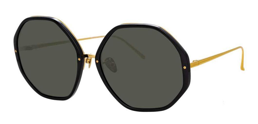 Купить Солнцезащитные очки Linda Farrow Luxe LFL 901 C01