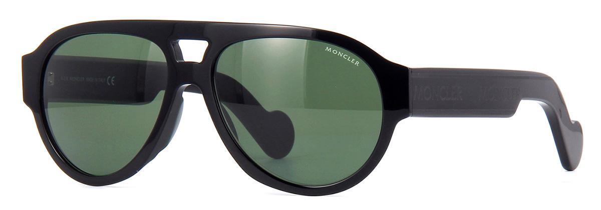 Солнцезащитные очки Moncler ML 0095 01N  - купить со скидкой