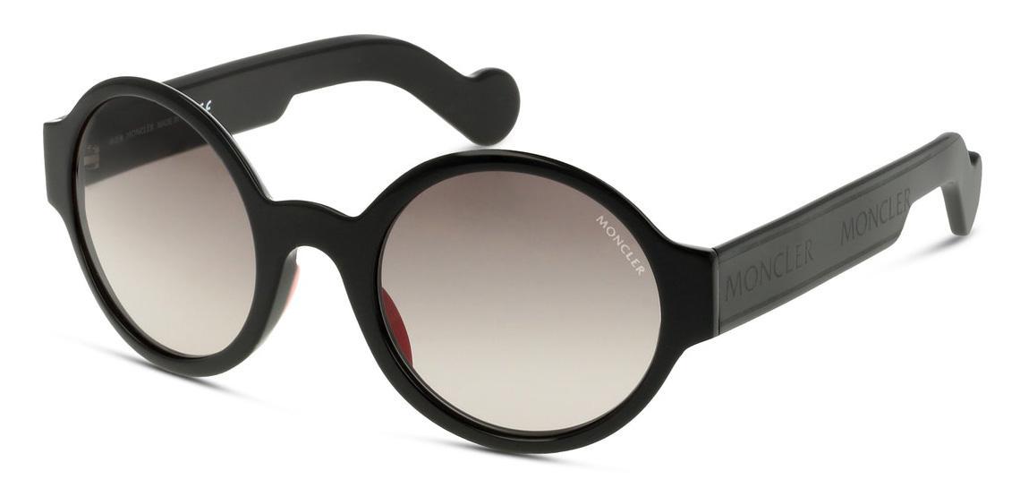 Солнцезащитные очки Moncler ML 0097 01B  - купить со скидкой