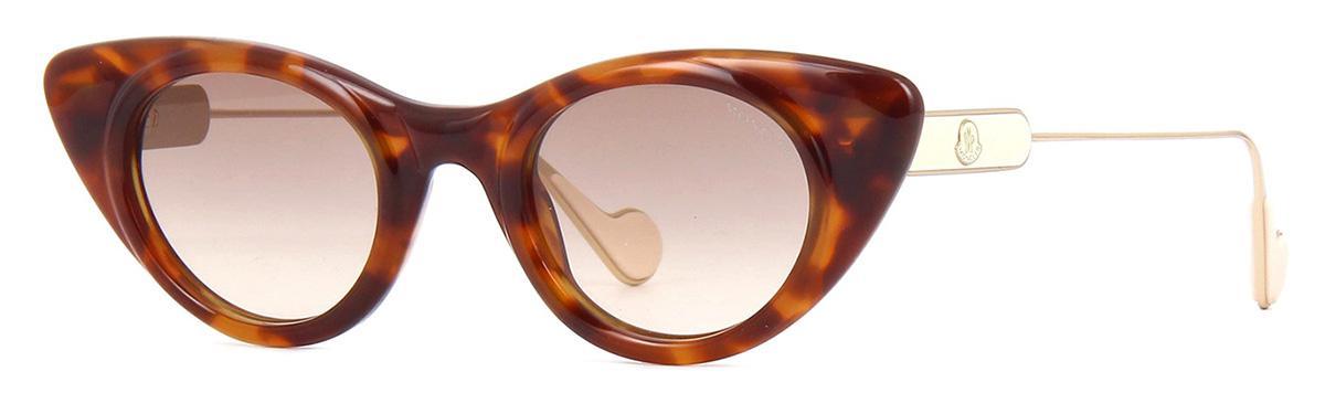 Купить Солнцезащитные очки Moncler ML 0102 53F