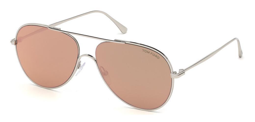 Солнцезащитные очки Tom Ford TF 695 16S  - купить со скидкой