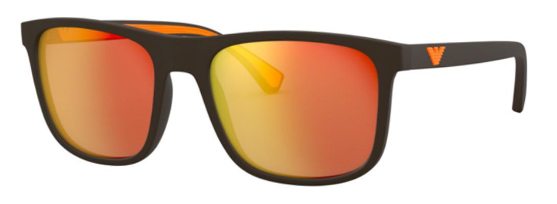 Солнцезащитные очки Emporio Armani EA4129 5752/F6  - купить со скидкой