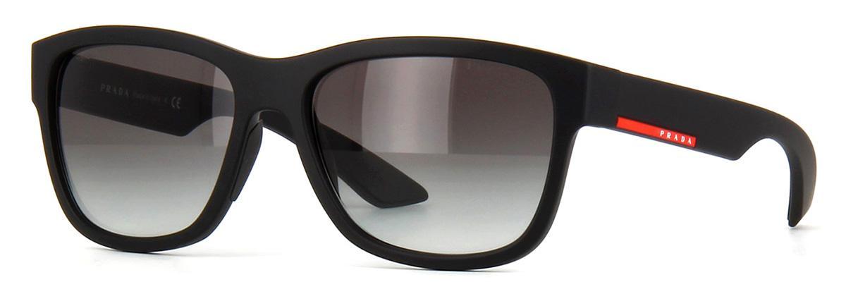 Солнцезащитные очки Prada Linea Rossa PS 03QS DG00A7  - купить со скидкой