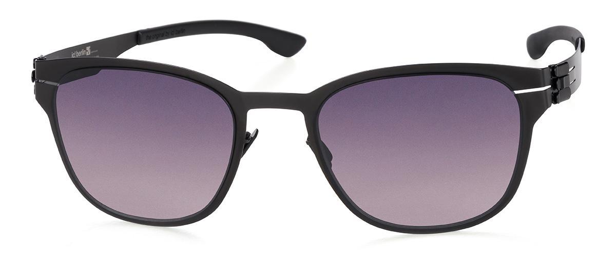 Купить Солнцезащитные очки Ic Berlin IB Ulbrich D Black Black to Grey