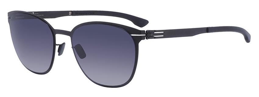 Купить Солнцезащитные очки Ic Berlin IB Andrea R Black Black to Grey