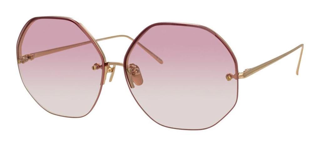 Купить Солнцезащитные очки Linda Farrow Luxe LFL 567 C10