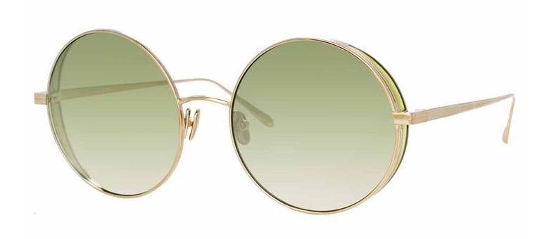 Купить Солнцезащитные очки Linda Farrow Luxe LFL 758 C09