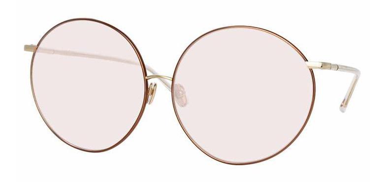 Купить Солнцезащитные очки Linda Farrow Luxe LFL 891 C03