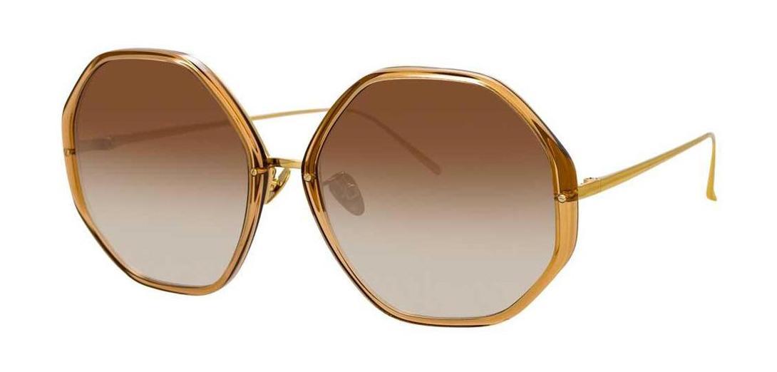 Купить Солнцезащитные очки Linda Farrow Luxe LFL 901 C07