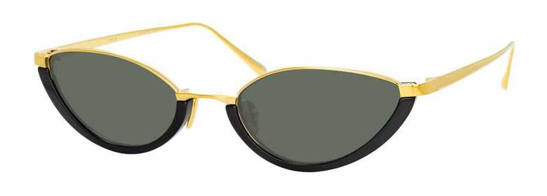Купить Солнцезащитные очки Linda Farrow Luxe LFL 967 C01