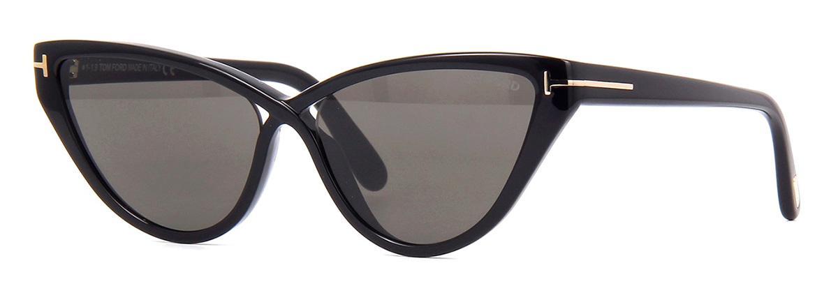 Солнцезащитные очки Tom Ford TF 0740 01A  - купить со скидкой