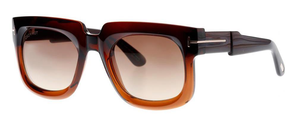 Солнцезащитные очки Tom Ford TF 0729 48F  - купить со скидкой