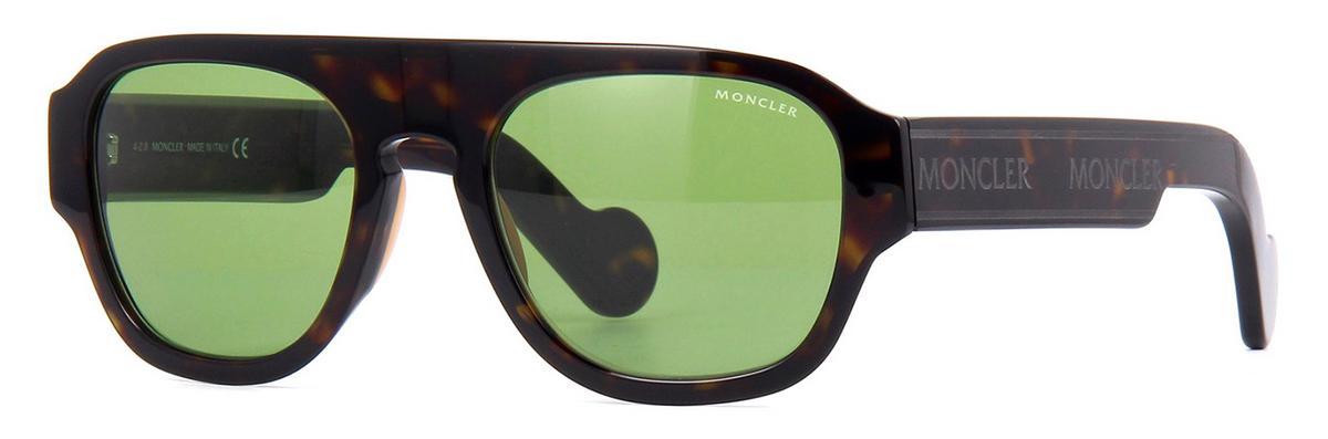 Солнцезащитные очки Moncler ML 0096 52N  - купить со скидкой