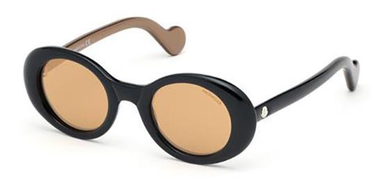 Солнцезащитные очки Moncler ML 0101 01L  - купить со скидкой