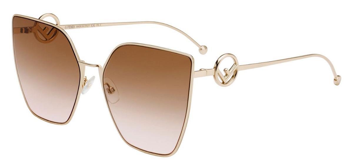 Купить Солнцезащитные очки Fendi FF 0323/S S45 M2