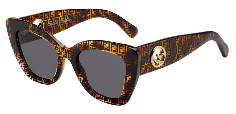 Купить Солнцезащитные очки Fendi FF 0327/S 086 IR