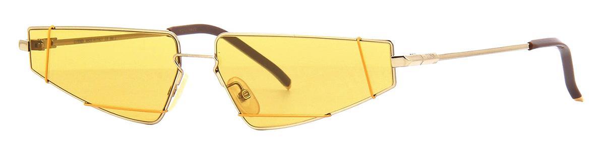 Солнцезащитные очки Fendi FF M0054/S 01Q 70  - купить со скидкой