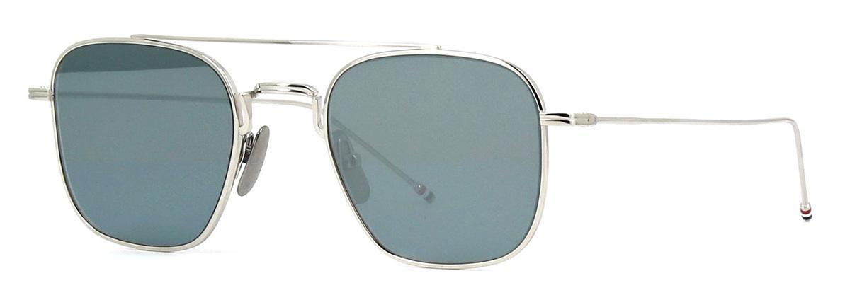 Купить Солнцезащитные очки Thom Browne TBS 907 50 02 SLV