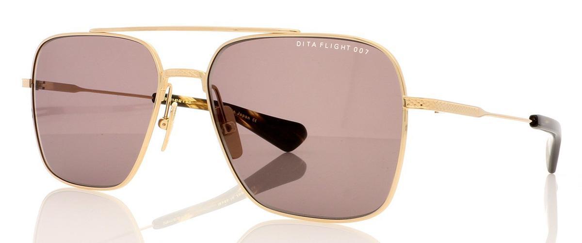 Купить Солнцезащитные очки Dita Flight 007 DTS 111-57-02 GLD