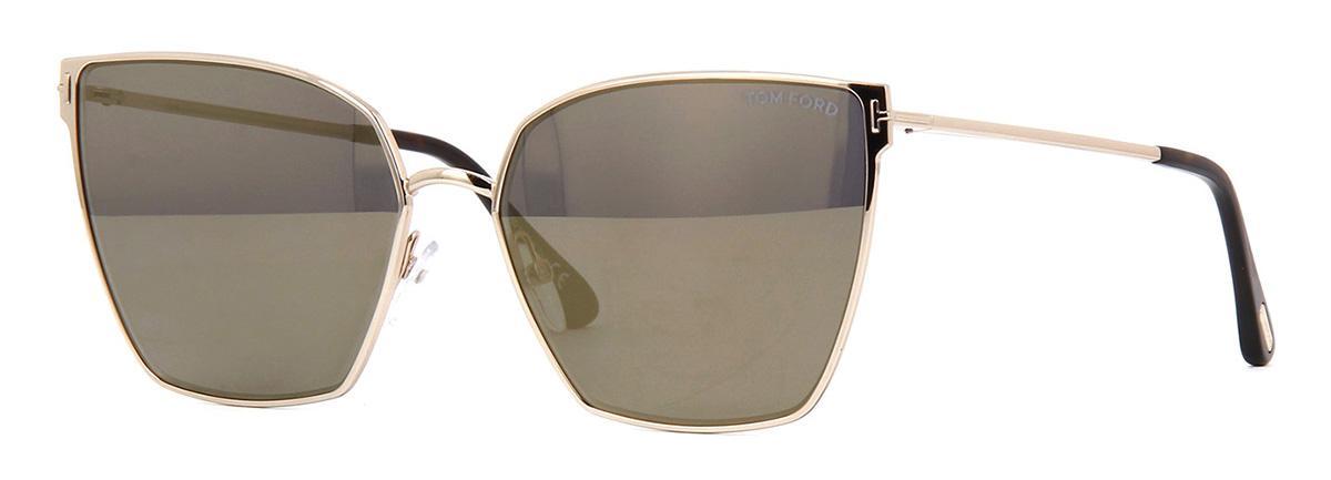 Купить Солнцезащитные очки Tom Ford TF 653 28C