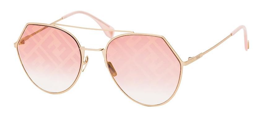Купить Солнцезащитные очки Fendi FF 0194/S OBL 0M
