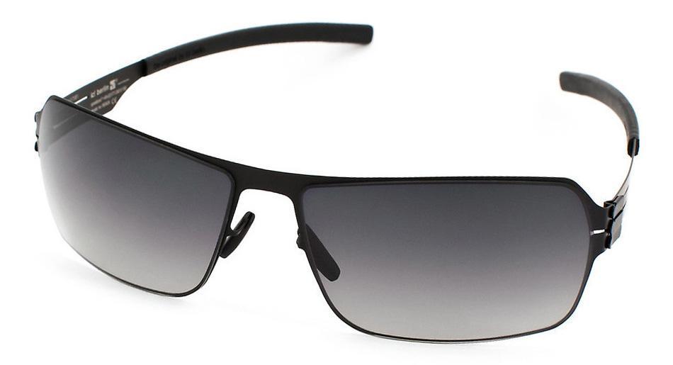 Купить Солнцезащитные очки Ic Berlin IB Jesse Flex 4043 Black Black to Grey polariz (002905fl)