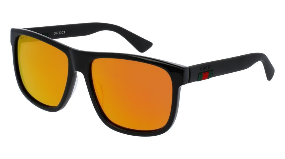 Купить Солнцезащитные очки Gucci GG 0010S 002