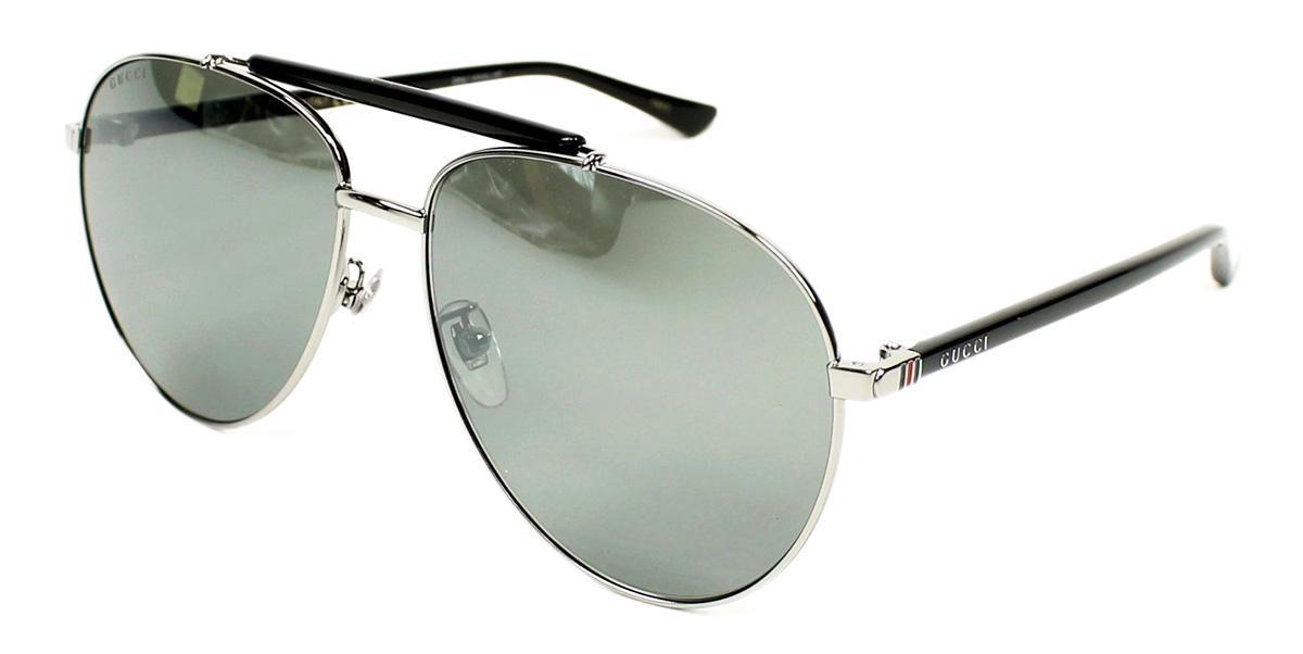 Солнцезащитные очки Gucci GG 0014S 001  - купить со скидкой