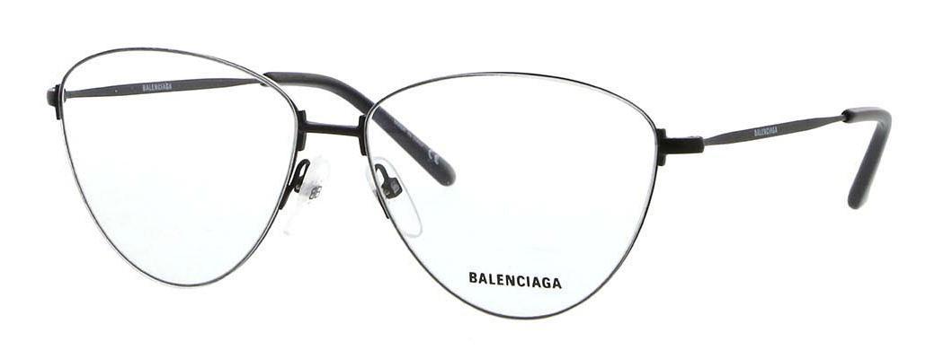Купить Оправа Balenciaga BB 0034O 001, Оправы для очков