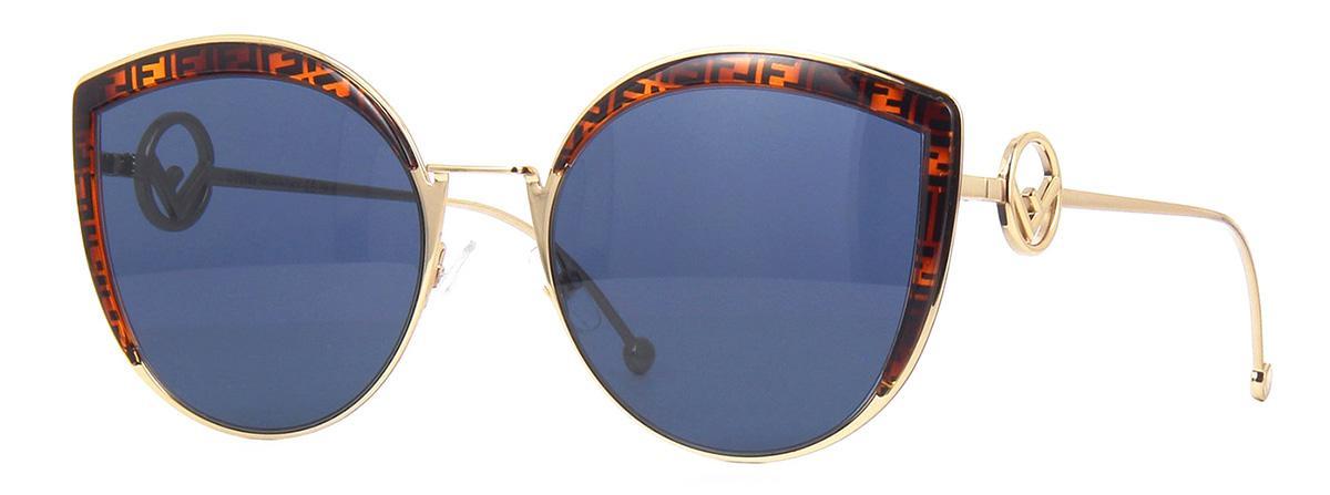 Купить Солнцезащитные очки Fendi FF 0290/S J5G KU