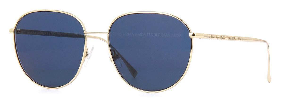 Купить Солнцезащитные очки Fendi FF 0379/G/S LKS 7Y