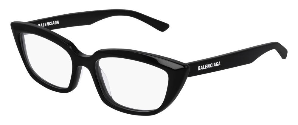Купить Оправа Balenciaga BB 0063O 001, Оправы для очков