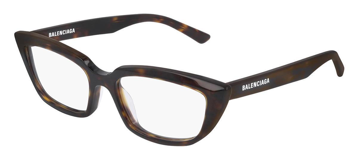 Купить Оправа Balenciaga BB 0063O 002, Оправы для очков