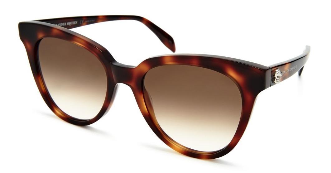 Купить Солнцезащитные очки Alexander McQueen AM 0159S 002