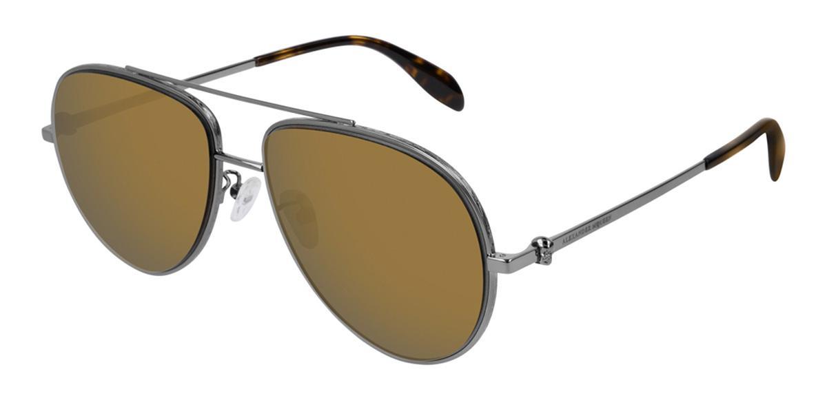 Купить Солнцезащитные очки Alexander McQueen AM 0172S 004