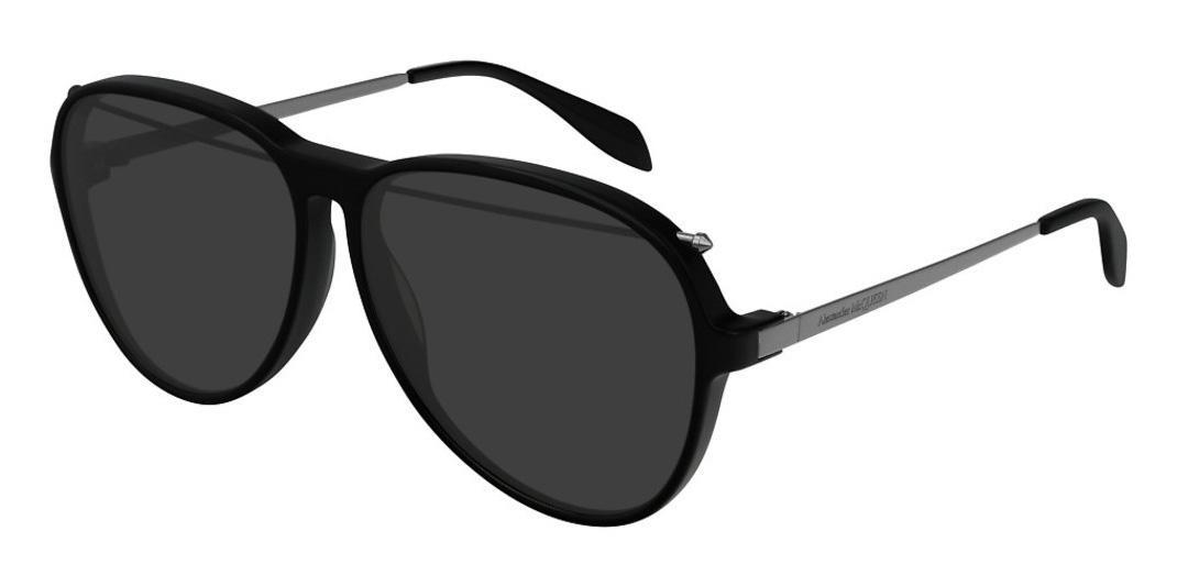 Купить Солнцезащитные очки Alexander McQueen AM 0193S 001