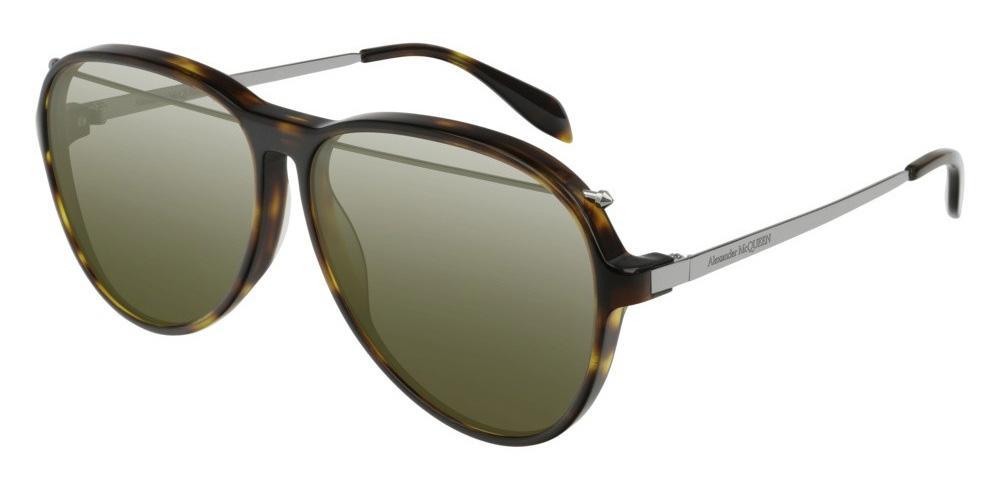 Купить Солнцезащитные очки Alexander McQueen AM 0193S 004