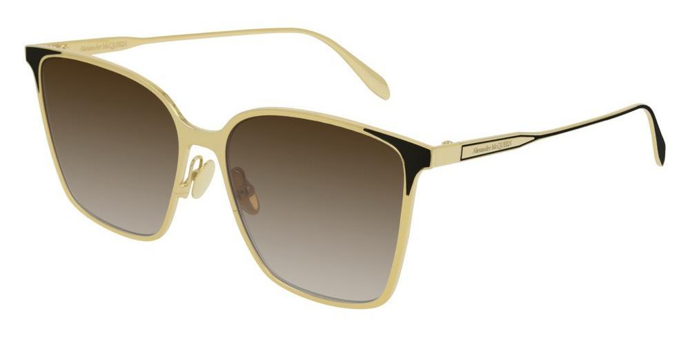 Купить Солнцезащитные очки Alexander McQueen AM 0205S 003