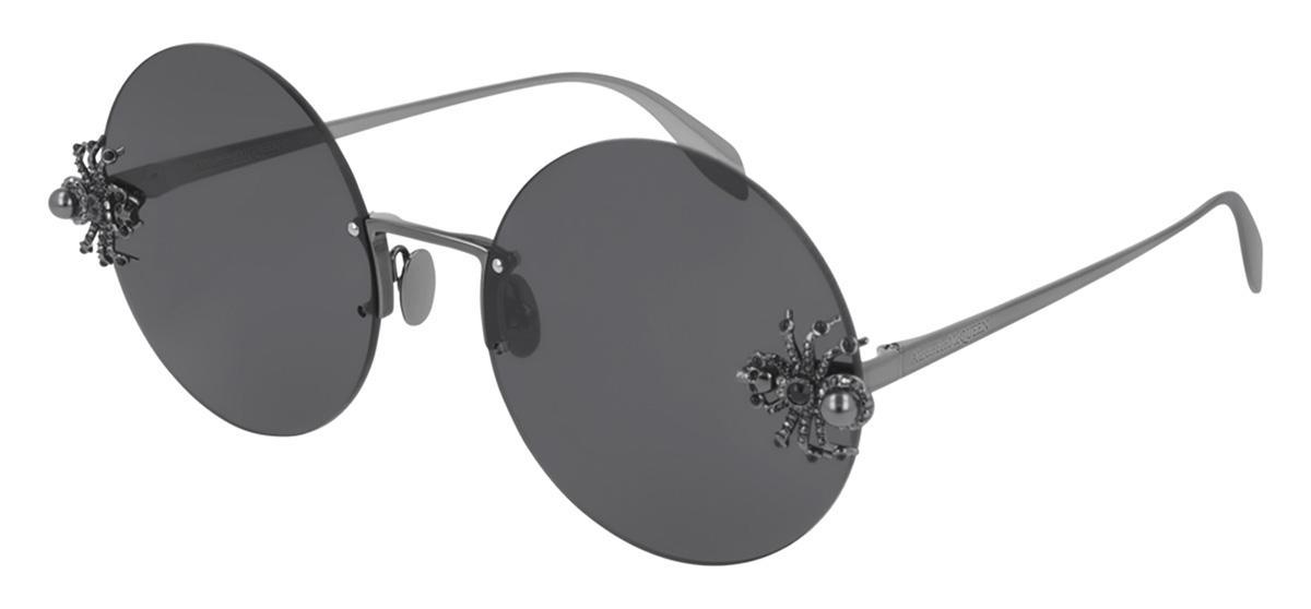 Купить Солнцезащитные очки Alexander McQueen AM 0207S 005