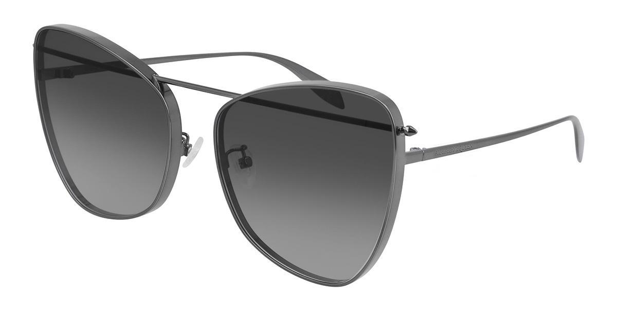 Купить Солнцезащитные очки Alexander McQueen AM 0228S 001