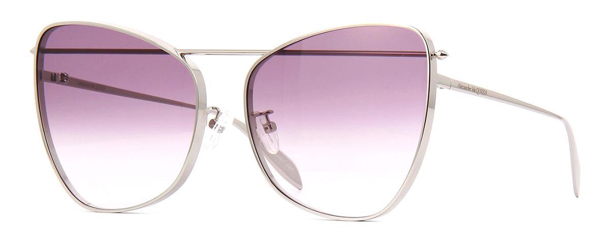 Купить Солнцезащитные очки Alexander McQueen AM 0228S 003